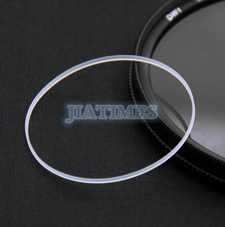 Envío gratis 1 Juego de alta calidad 0,4mm de espesor reloj I Ring 16 ~ 40mm tamaño para reloj de cristal