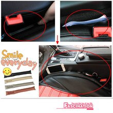 Car Vehicle Seat Hand Brake Gap Filler Pad For hyundai ix35 mercedes gla audi a5 mitsubishi asx mercedes w211 accessories