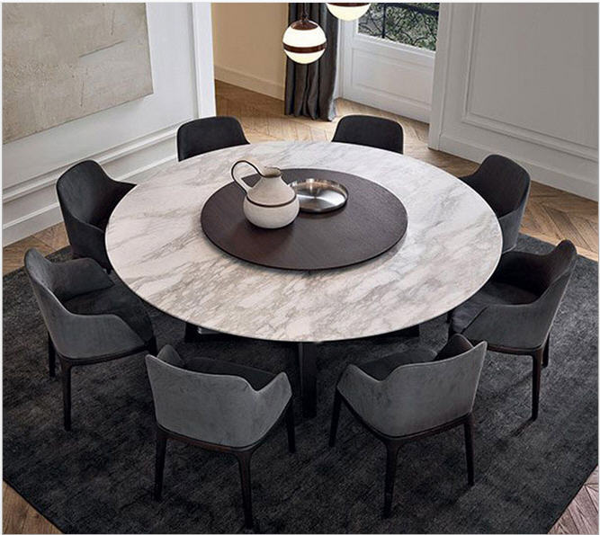 Solid Wooden Dining Room Set Home Furniture minimalist modern marble dining table and 4 chairs mesa de jantar muebles comedor 5pcs dining chair set 4 chairs 1 dining table set wooden metal furniture brown black beige home kitchen office furniture