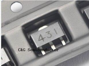 20 шт. TL431A TL431 431 SOT89 smd SOT-89