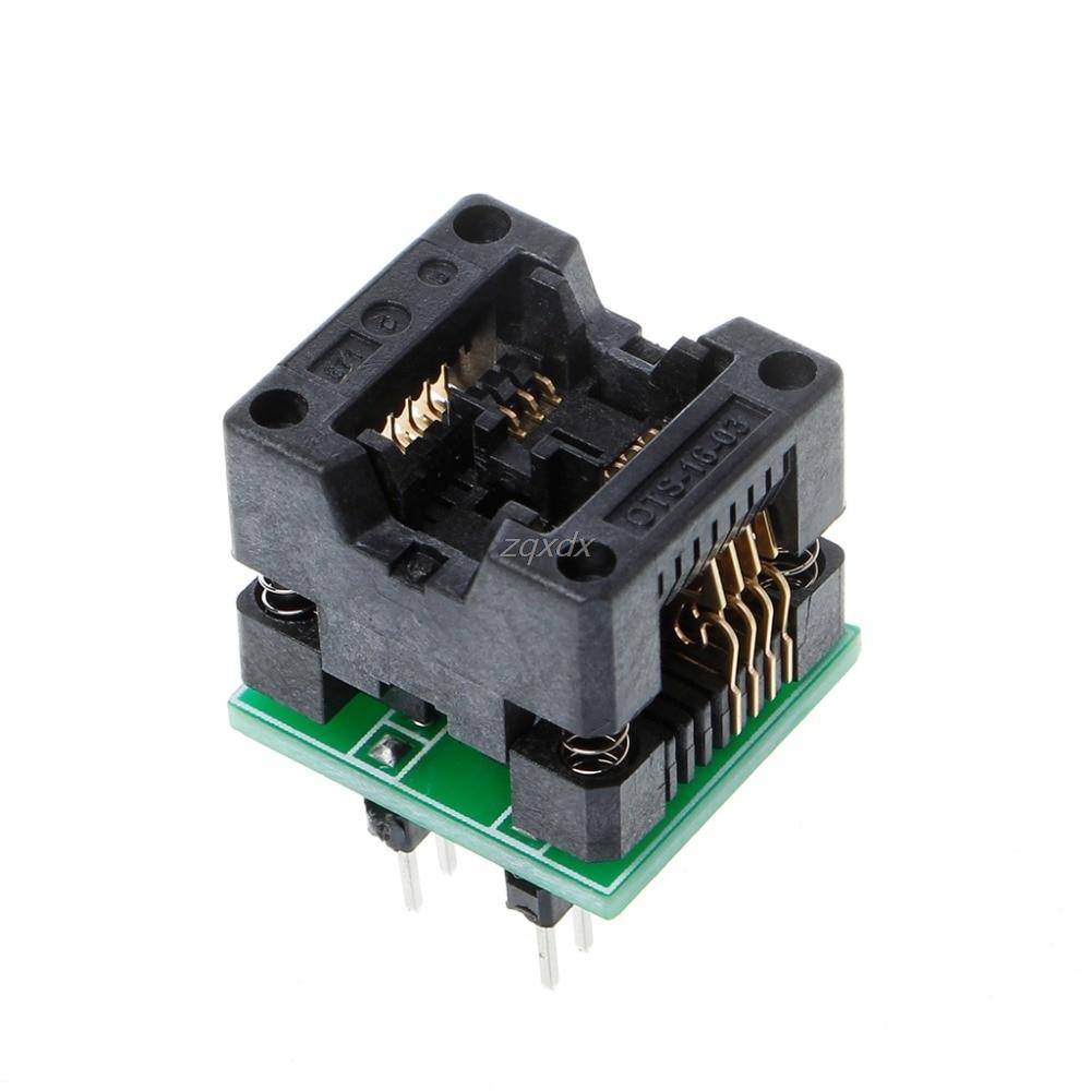 SOP8 К DIP8 IC тестовое гнездо модуля преобразователя программиста адаптер 150 mil интегральные схемы оптовая продажа и Прямая поставка