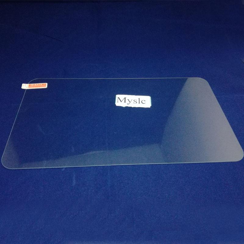 Myslc Film protecteur décran universel en verre trempé pour ARCHOS 101 cuivre 3G AC101CV 10.1 pouces tablette