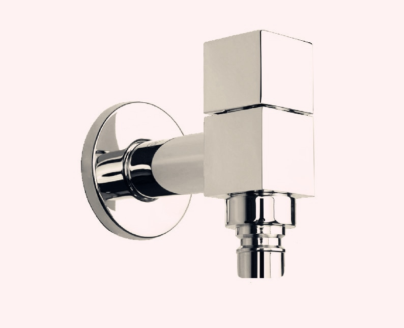 brass chrome bibcock cold tap washing machine faucet toilet bibcock SC304