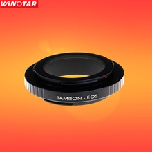 Tamron Adaptall 2 Lens to Canon EOS Mount Adapter 60Da 80D 70D 60D 7DII 7D 6D 5D Mark III 760D 750D 700D 650D 600D 100D 1200D T6