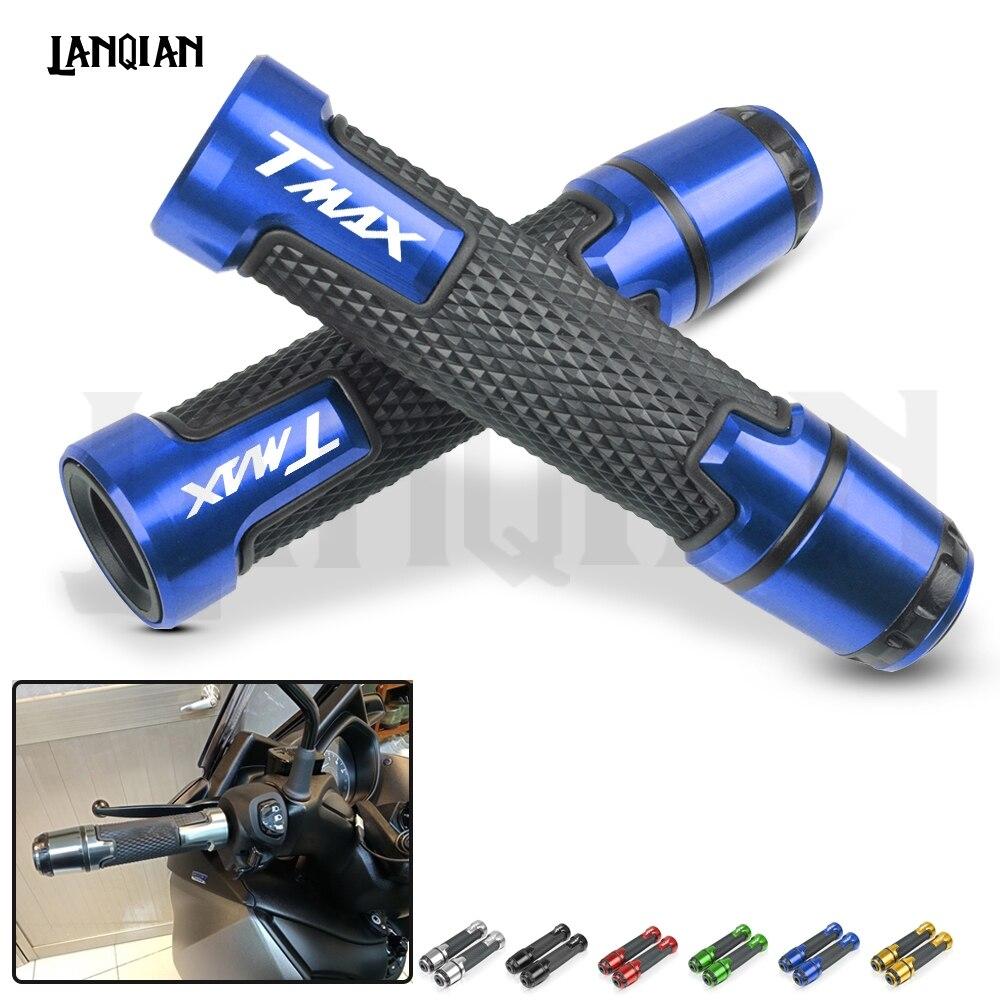 """Gran oferta de vigas de manillar de motocicleta de 7/8 """"y 22mm para Yamaha TMAX500 2008-2011 TMAX530 DX SX 2012-2016 TMAX 500 530, accesorios"""