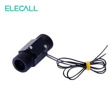 EFS-04P pequeño Tipo de pistón de plástico interruptor de flotador controlador de nivel de agua Sensor de ELECALL 110V