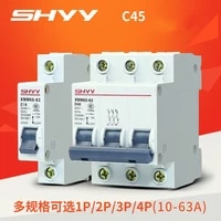 supplies dz47 atmosphere switch c45 household air open mcb miniature 1p 2p 3p 4p small sized circuit breaker 6a 10a 16a 20a 63a