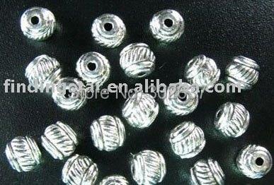 Envío Gratis 450 piezas de plata tibetana de linterna espaciador cuentas A193
