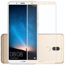 Pour Huawei Mate 10 Lite verre trempé protecteur décran pleine couverture Film de verre pour Huawei Nova 2i RNE-L21 RNE-L01