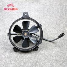 Radiator Cooling Fan Assembly For Honda CB400 Vtec 1 2 3 4 1999-2010 01 02 03 04 05 06 07 08 09 Motorcycle