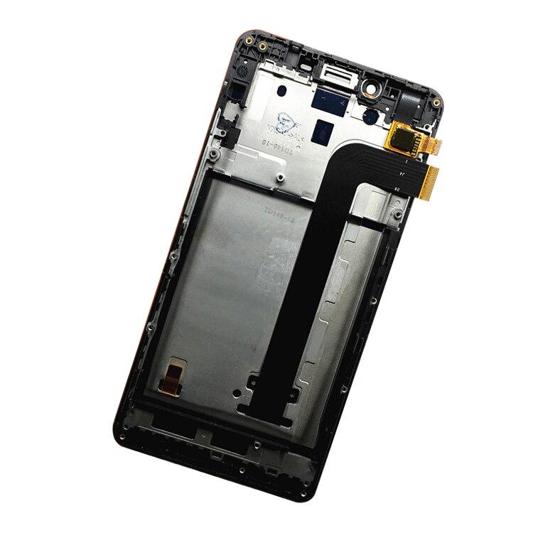Pantalla digitalizadora LCD + marco para Xiaomi Redmi Note 2 pantalla táctil pantalla LCD para reemplazo de Hongmi Note 2 espaà a