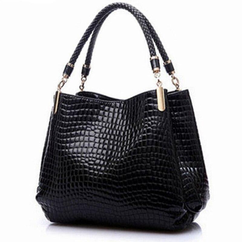 Famous Designer Brand Bags Women Leather Handbags 2020 Luxury Ladies Crossbody Bags Shoulder Bags Bolsa Sac Crocodile Messenger