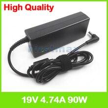 19 V 4.74A 90 Watt laptop ladegerät netzteil FMV-AC504 für Fujitsu LifeBook PH521 PH530 PH540 PH701 PH702 PH74/C PH750 PH771