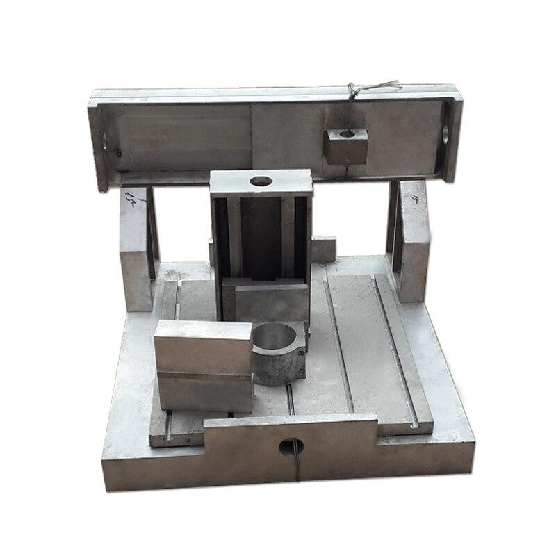 Marco de máquina de grabado CNC, enrutador CNC DIY, marco de Libre de impuestos de 4040 a RU