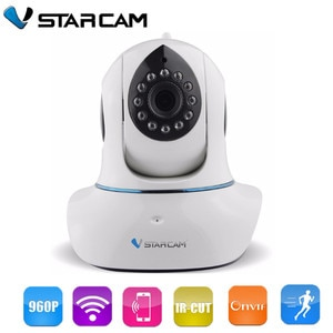 Vstarcam C38S 2.0M 1080P IP Camera Night Vision Wi-Fi Wireless Camera Security Internet Surveillance Camera Pan/Tilt/Zoom