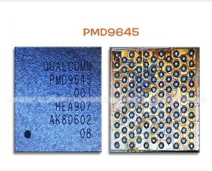 5 piezas, PMD9645, banda base, pequeña potencia, ic para iPhone 7 7Plus, BBPMU_RF, administración de energía, piezas ic