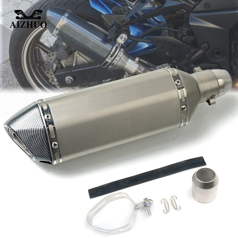 Глушитель выхлопной трубы мотоцикла Escape DB killer 36 мм 51 для HONDA CBR600 F4i CBR sport 600 F2 F3 F4 CB900F