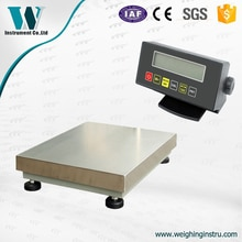 100 kg 1g 산업용 디지털 스케일 rs232