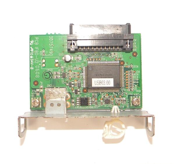 Tarjeta de interfaz USB IFBD U2 TSP650 TSP700 TSP800 para impresora STAR
