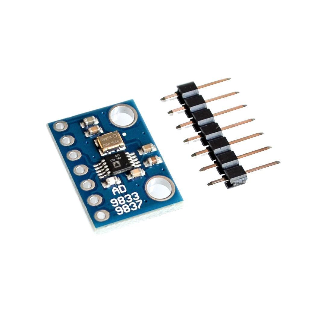 AD9833 microprocesadores programables módulo interfaz Serial Sine onda cuadrada DDS generador de señal para GY-9833