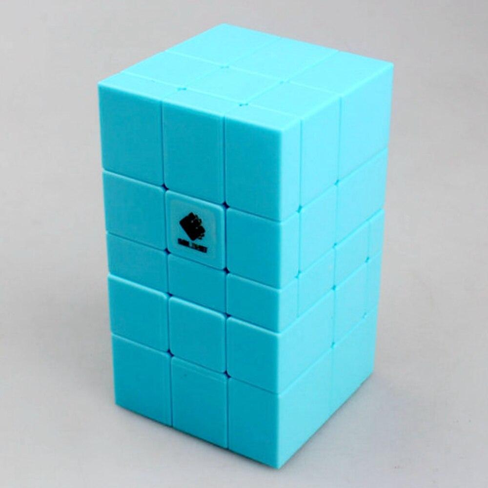 Cubetwist Stickerless 3x3x5 Conjoint espejo bloques Speed Magic Cube puzle cubos juguetes educativos para niños regalo