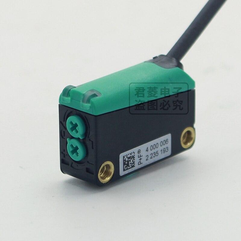 Envío Gratis alta calidad P + F veces ML100-8-1000-RT/102/115 interruptor fotoeléctrico detección 10-30VDC 100MA