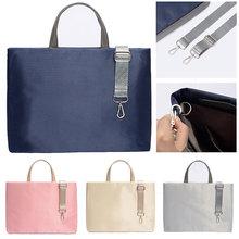 Large Capacity Universal 11 13 14 15.6 inch Nylon Cotton Laptop Shoulder Bag For macbook air pro Notebook PC Portable Handbag