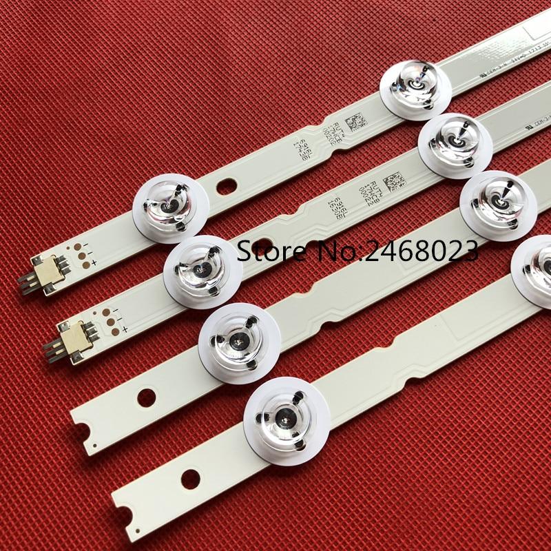 "(Nuevo Kit) 12 unids/set de retroiluminación LED para LG 55LB7200 55 ""V14 Slim DRT LC550D 6916L-1629A 6916L-1630B 6916L-1741A 6916L-1743B"