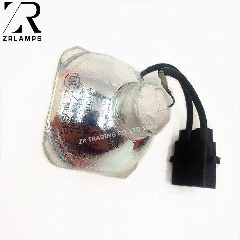 ZR ELPLP58 100% Original bulbo del proyector para PowerLite X9 PowerLite S9 S10 + PowerLite 1260 H391A H376B H375A H375B H374B EB-X9