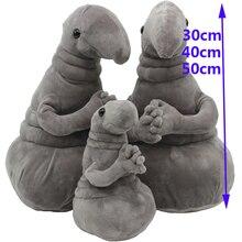 30 cm/40 cm/50 cm esperando cumplir Zhdun Peluches Juguetes Snorp figura Homunculus Loxodontus escultura muñecas niños regalo de cumpleaños