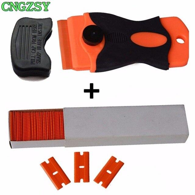 CNGZSY клей, бритва, скребок для керамической печи, очиститель оконных стекол, лопатка для льда, пленка, наклейка, этикетка, шпатель, инструменты для очистки автомобиля K04