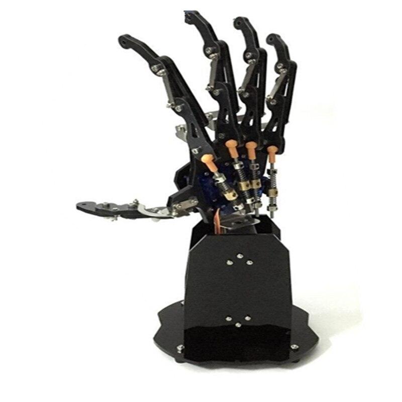 Manipulador biónico/Dedo de robot de 5 dedos/mano/brazo de robot de agarre de 5 grados de libertad