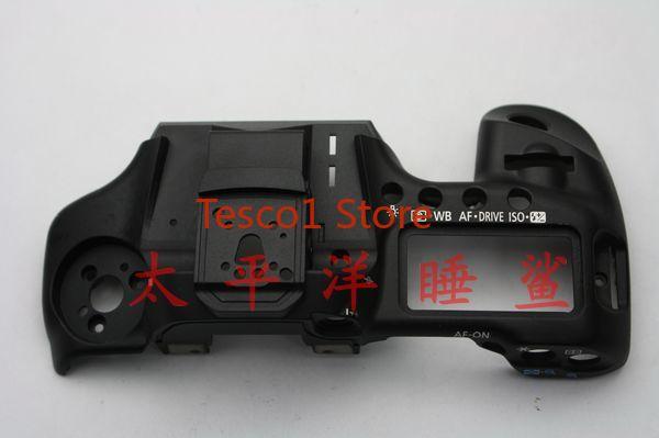 Carcasa superior para Canon 40D, carcasa protectora superior, carcasa desnuda, sin botones, etc. Desmontaje original