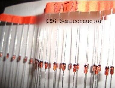 10 PCS BAT85 diodo FAZER-35