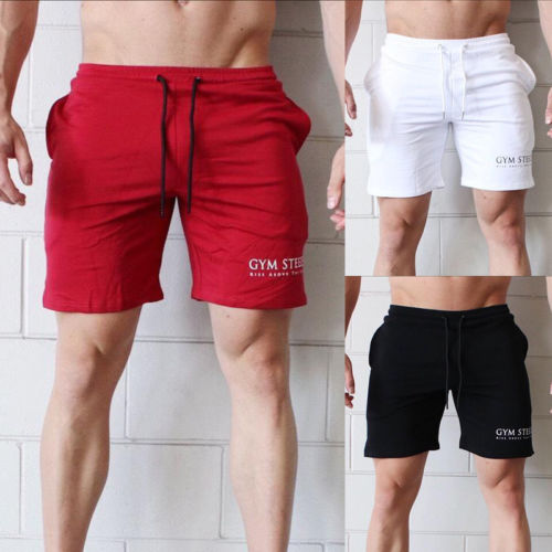 2018 nouveau mode chaud populaire été hommes survêtement décontracté Fitness Shorts entraînement survêtement uk