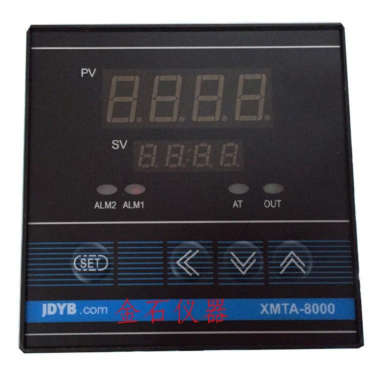 جهاز تحكم في درجة الحرارة المبرمجة XMTA8411J K ، 1300 درجة ، 8511J30D