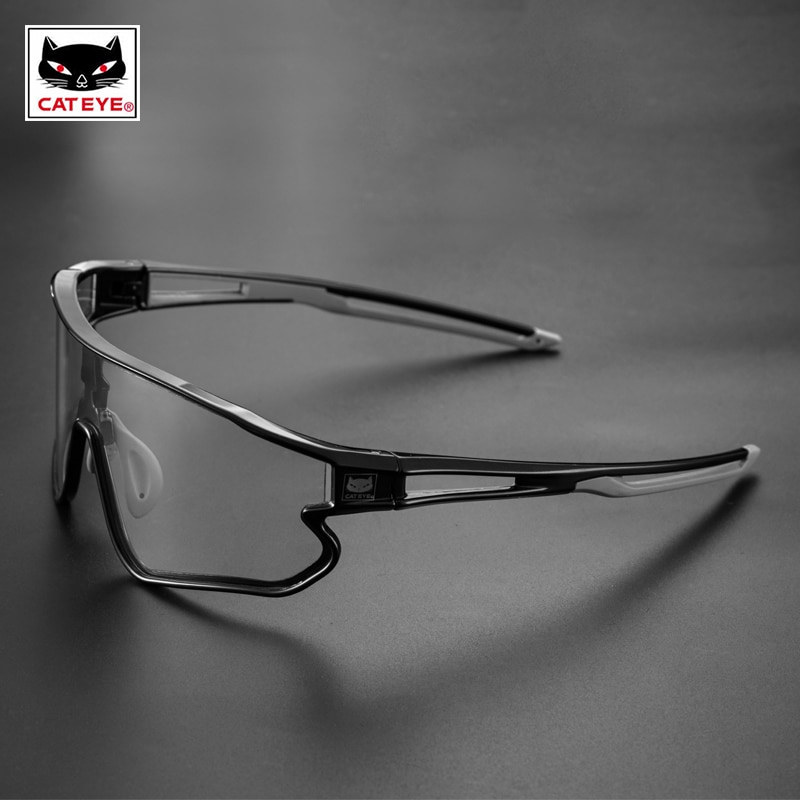 Gafas de ciclismo CATEYE para hombre, gafas de sol polarizadas para bicicleta deportiva fotocrómica para mujer, gafas de senderismo para bicicleta MTB, gafas 100% Speedcraft