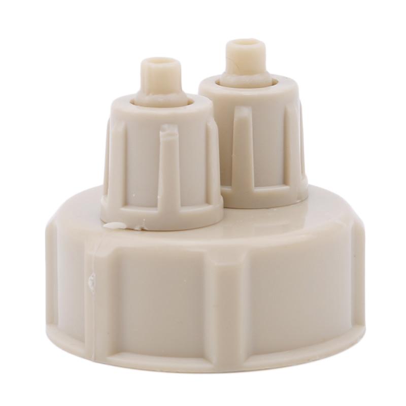 Acvariu CO2 sistem tub ecartament manometru, sticlă capac kit - Produse pentru animale de companie - Fotografie 5