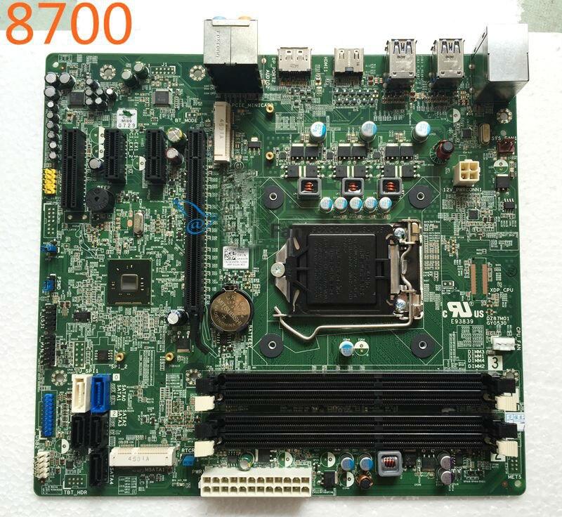 Материнская плата KWVT8 для DELL XPS 8700, настольная материнская плата Z87 LGA1150, 100% протестирована, полностью работает