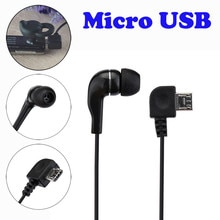 Универсальный микро USB моно одиночное стерео наушники для Bluetooth наушники музыка прочный мягкий высокая эластичность 0,45 # H5
