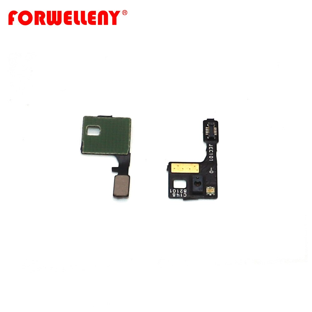 Para oneplus 6 oneplus 6 Sensor Flex Cable proximidad luz Sensor de distancia conector A6000 A6003