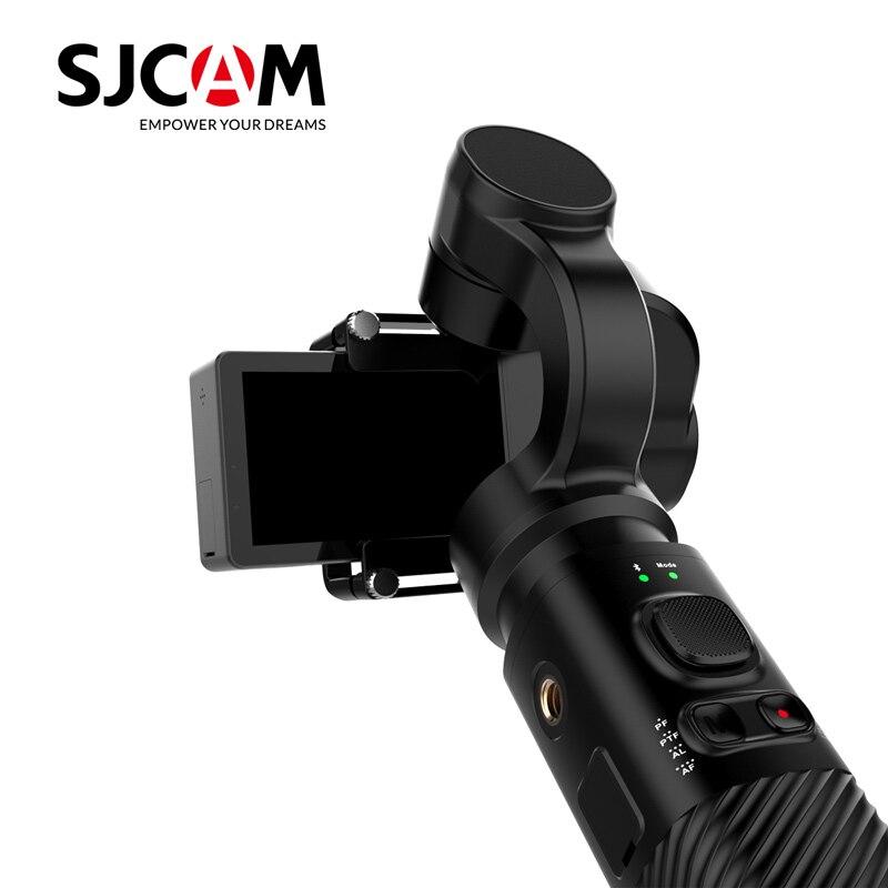 SJCAM Handheld GIMBAL SJ-Gimbal 2 3-Achse Stabilisator Bluetooth Steuer für SJ6 SJ7 SJ8 Pro/Plus /Air Action Kamera für Yi Kamera
