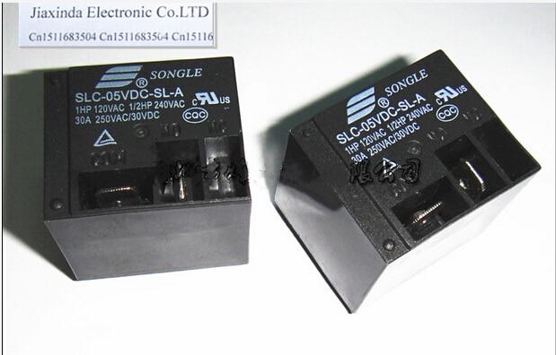 HOT NEW SLC-05VDC-SL-A 05VDC SLC-05VDC-SL-A-05VDC SLC-05VDC 5VDC DC5V 5V DIP4