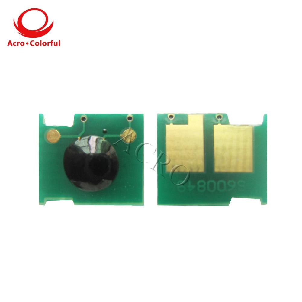 CRG-107 CRG-307 CRG-707 Toner chip para Canon LBP5000 LBP5100 impresora copiadora láser cartucho