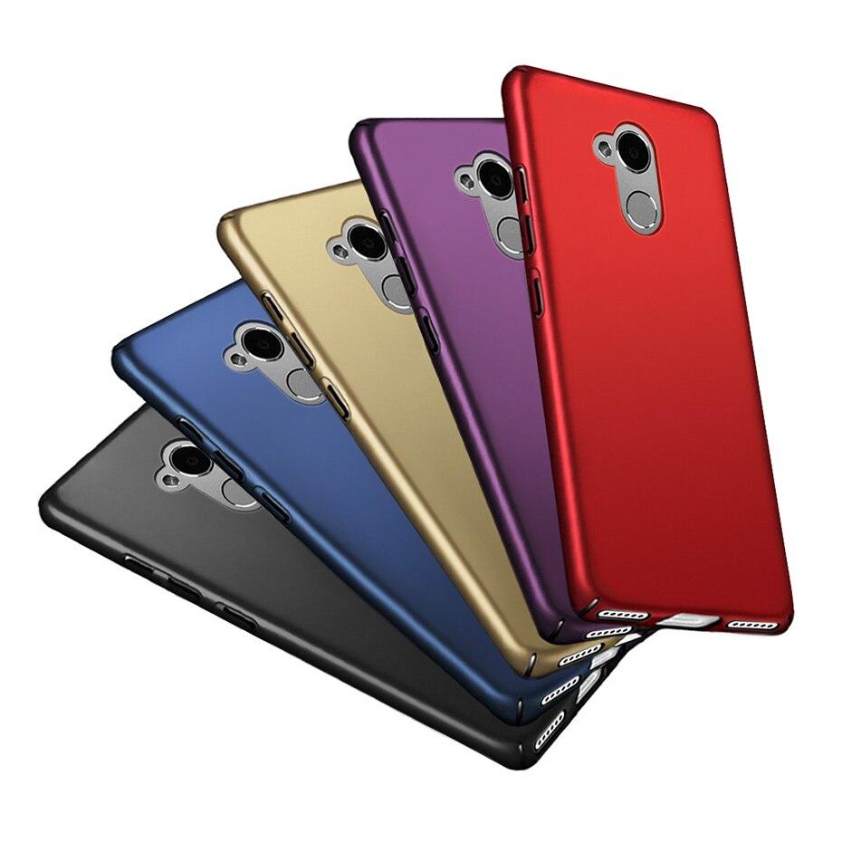Para Huawei Honor 6A funda para Honor 6A funda dura mate funda Fundas EN Honor 6A Honor6A Carcasa protectora de parachoques