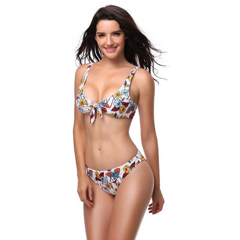 VVUES traje de baño de dos piezas bikini 2019 push up fato de banho