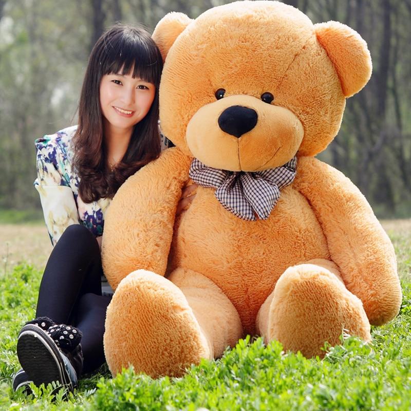 [5 цветов] Большой плюшевый мишка 80 см, плюшевые игрушки, оптовая цена от производителя