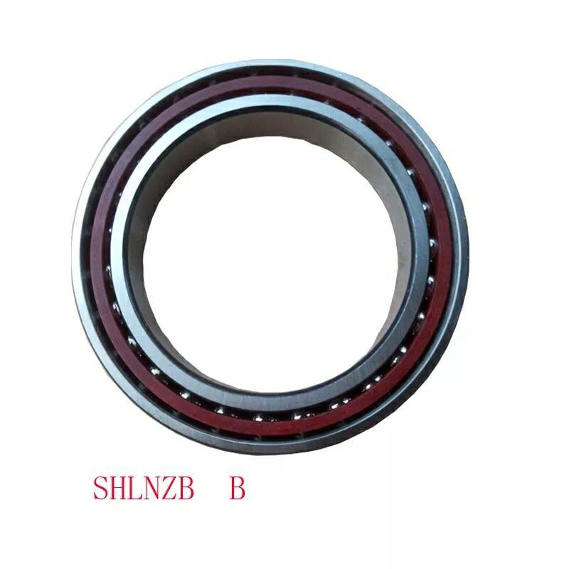 1 pcs SHLNZB Rolamentos de Contato Angular 7017AC 7017AC/P5 7017AC/CTA P4 CETA 85*130*22