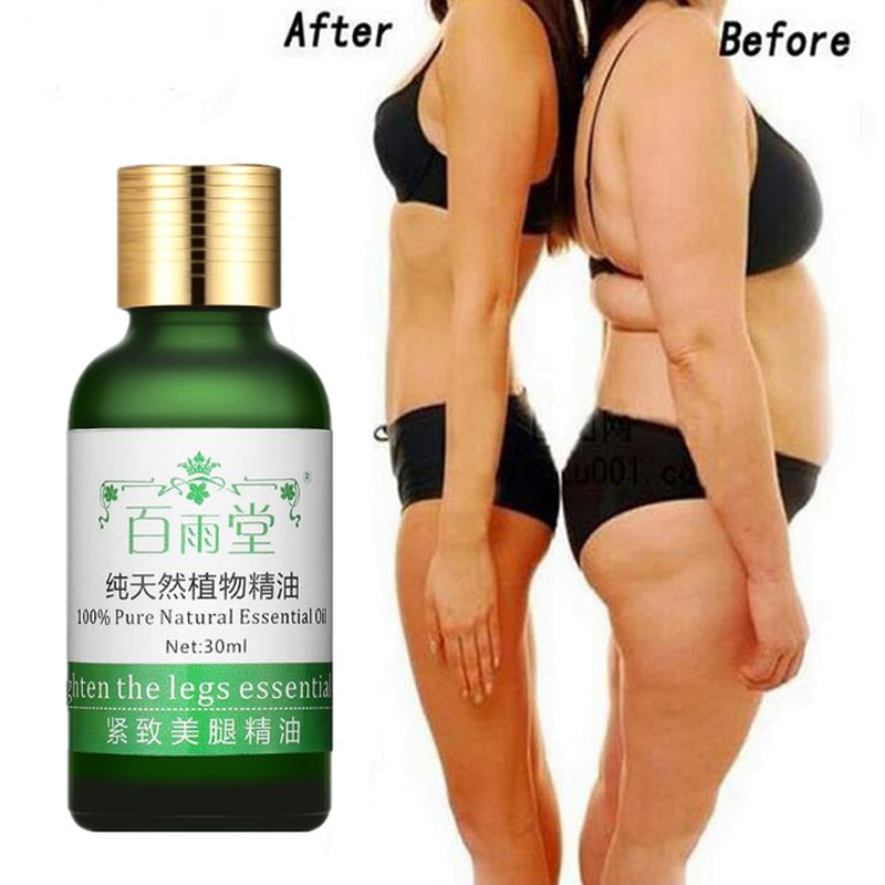 Slimming Losing Weight Essential Oils Thin Leg Waist Fat Burning Pure Natural Weight Loss Products B
