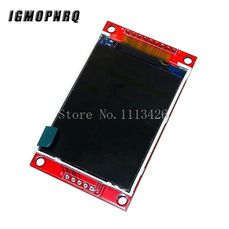 2.2 Polegada 240*320 Pontos SPI TFT LCD Serial Port Display Module ILI9341 5 3.3 V/2.2 v 240x320 para Diy